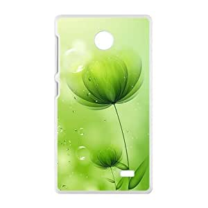 Green Flower Phone Case for Nokia Lumia X