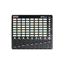 Akai Professional APC Mini | Compact Ableton Live controller with Ableton Live Lite Download (8x8 Backlit Clip-Launch Grid)