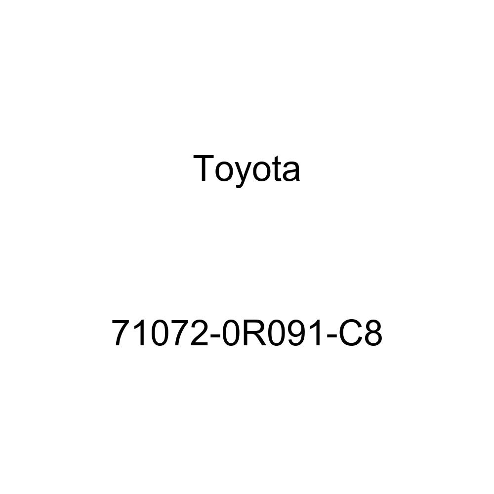 TOYOTA Genuine 71072-0R091-C8 Seat Cushion Cover