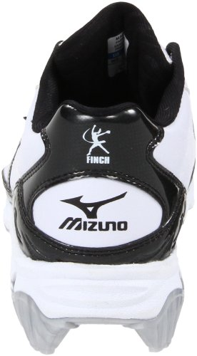 White Spike Softball 9 Cleat Finch 5 Black Mizuno Women's US M 8 Ew0xqBn6