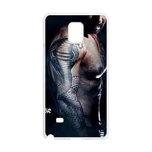 ajay devgn as shivaaymobile1 Samsung Galaxy Note 4 Cell Phone Case White cover xlr01_7704133