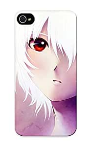 Defender Case With Nice Appearance (anime Neon Genesis Evangelion Girl) For Iphone 5/5s / Gift For New Year's Day