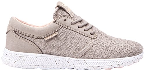 Supra Women's Hammer Run Trainers, Grün (Vintage Khaki-White), 3.5 UK
