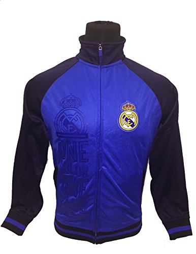 Real Madrid Jacket 2017 NEW !! for Kids and Adults ( Official Product ) Real Madrid Track Jacket, Soccer , Football Jacket – Sports Center Store