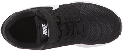 Nike Downshifter 7 (PSV), Zapatillas de Trail Running Para Niños Negro (Black/White/Anthracite 001)