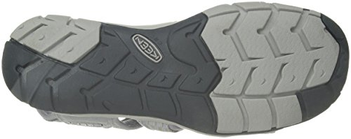 Grey W Women's KEEN CNX Blue Dapple Dress Sandal Clearwater zqYq4TnRH