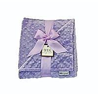 Rene Rofe Baby Baby 5 Piece Flannel Blanket Set, Purple Bird, One Size