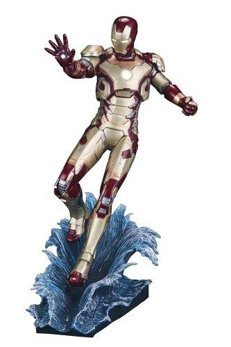 "Kotobukiya Iron Man Mark 42 ""Iron Man 3 Movie"" ArtFX Statue"