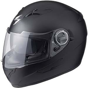 Scorpion EXO-500 Solid Matte Black Full Face Helmet - 2X-Large
