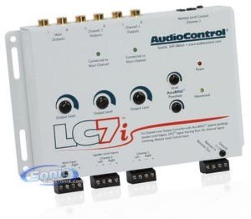 6 Channel Line Output Converter - 6