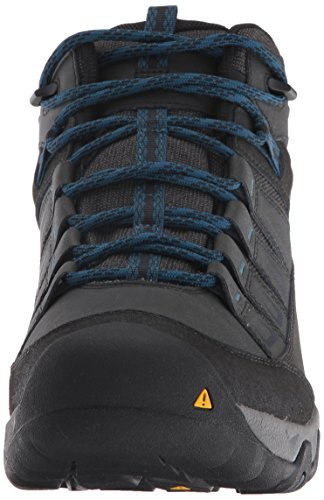 Black Mid Blue Hiking Oakridge Keen Boots Ink Men's Polar WP Sqwzq0