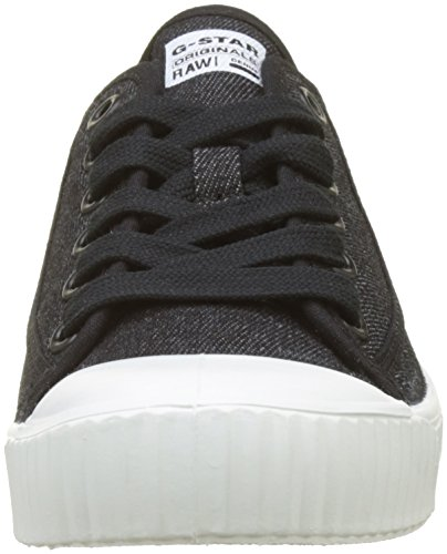 990 Low Raw black Sneaker G Donna Rovulc star Nero PfqSt8