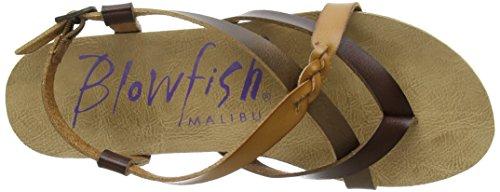 Blowfish Womens Granola Pescatore Sandalo Deserto Bronzo Whisky