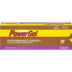 PowerBar PowerGel, Kona Punch, 1.44 -Ounce Packets (Pack of 24)
