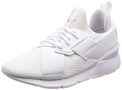 Blanc Muse Basket Puma Ep X strap White Femmes 5qPqEawrZ