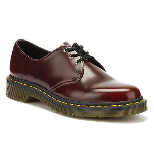 Red Brush Donna Red 1461 Martens Scarpe 601 Dr Cherry Cambridge Vegan wzF0qIp