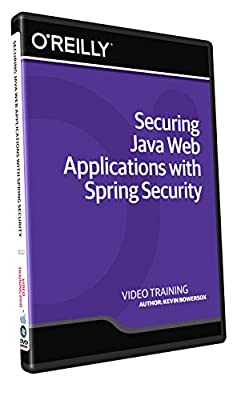 Securing Java Web Applications with Spring Security - Training DVD
