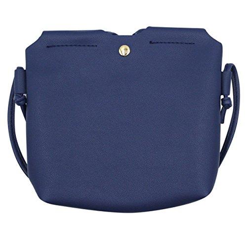 l'épaule à pour Cuddty Sac à porter femme Bleu pxqfwF