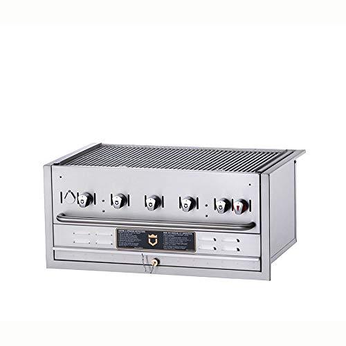 Crown Verity Stainless Steel Grill - Crown Verity BI-36 36
