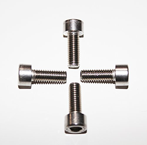 (HPP OE License Plate Stainless Steel Screws for Volvo Models)