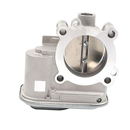 HOWYAA HYT57B Electronic Fuel Injection Throttle Body Assembly Compatible for 2007-2016 Jeep Dodge Chrysler 1.8 2.0 2.4L