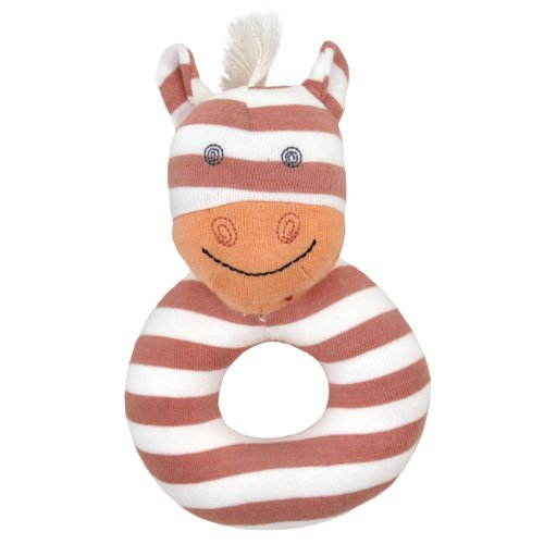 Organic Farm Buddies Rattle, Poncho the Pony
