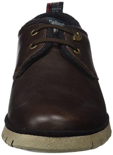 Callaghan 86901Sherpa–Scarpa Casual Uomo, adaptaction, adaptlite marrone