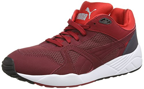 Baskets Herren Compression Puma Xs500 Pourriture (rouge-rio Haute Rouge-blanc Risque 03)