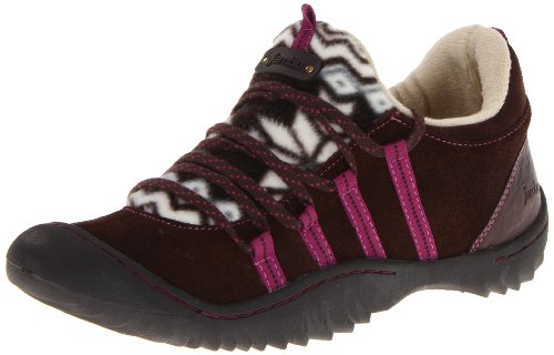 Jambu Women's Pathfinder Fashion Sneaker,Brown Multi,6 M US