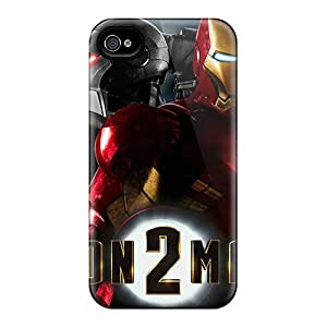 (Kyw28178dXtk)durable Protection Case Cover For Iphone 5/5s(iron Man 2 Widescreen)