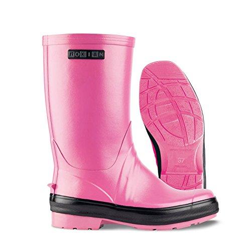 418 Footwear Reef gomma Nokian Stivali di Rosa Quotidiano Nero qOHPqxYwF