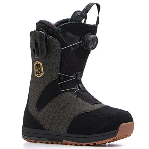 Salomon Ivy Boa Str8jkt Womens Snowboard Boots