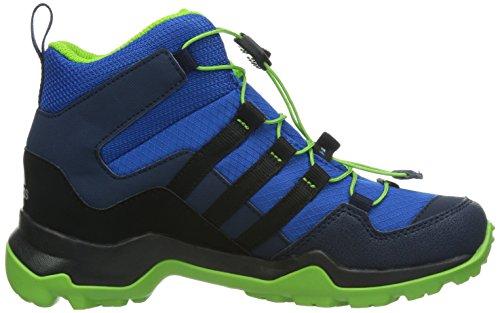 cblack sesogr K Bleu Blubea cblack Gtx Terrex D'extérieur Adidas sesogr Vêtements Mid Tc100S
