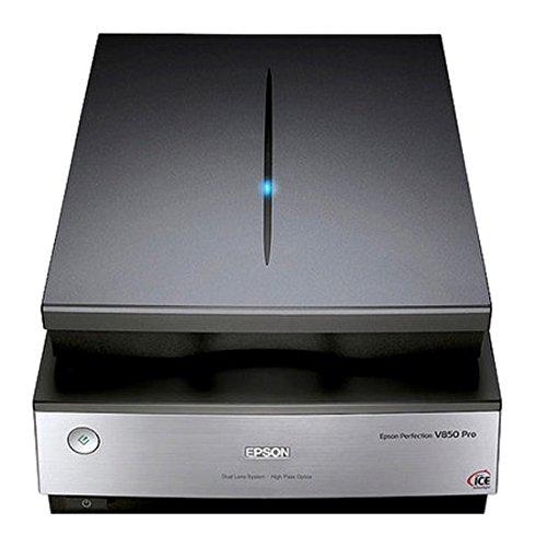 19 opinioni per Epson Perfection V850 Pro Scanner per Foto e Pellicole, Argento