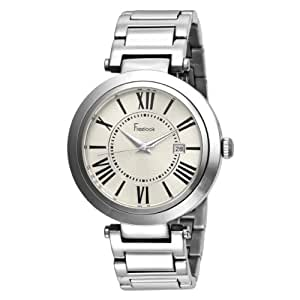 Freelook Unisex HA1134M-4 Cortina Roman Numeral Stainless Steel Watch