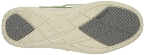 Crocs Walu Bootsschuh W Boat Shoe Buttercup/Smoke