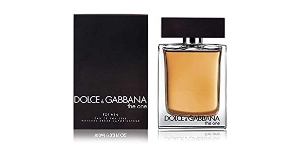 14c99e39f Dolce and Gabbana The One for Men, 3.3 oz EDT Spray: Amazon.ae
