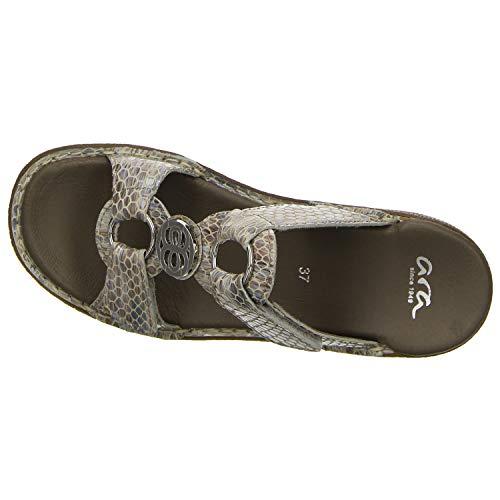 Zapato C/ómodo Mujer Abotinado 185608 PieSanto