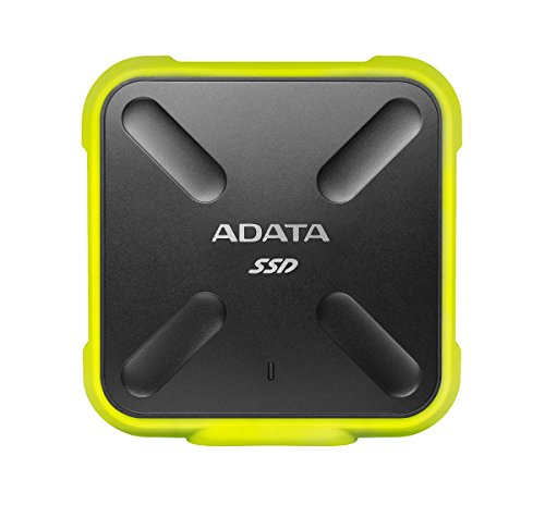 ADATA SD700 3D NAND 1TB Ruggedized Water/Dust/Shock Proof External Solid State Drive