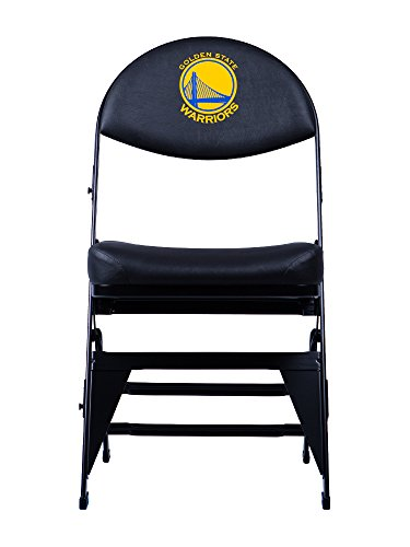 Spec Seats Official NBA Licensed X-Frame Courtside Seat Golden State Warriors by Spec Seats
