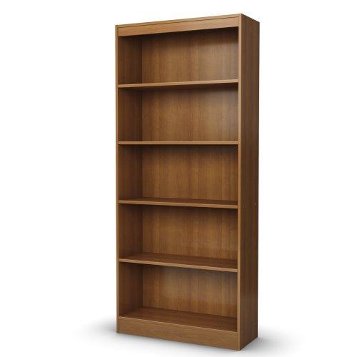 South Shore Furniture Axess 5-Shelf Bookcase