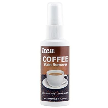Removing Coffee Stains >> Amazon Com Tech Coffee Stain Remover 2 Oz Home Kitchen