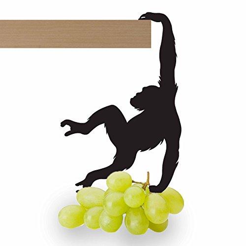ad279-hold-it-albert-the-chimp-black-metal-shelf-hanger-hot-sale
