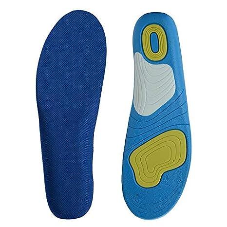 Egab Pair of Memory Foam Shoes Insoles