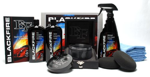BLACKFIRE BlackICE Whiplash Wax Kit