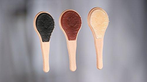 Michel Mercier Detangling Brush Wood Crafted Normal Hair (Fine Hair) by Michel Mercier (Image #5)