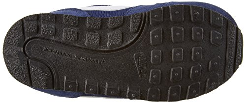 Zapatillas para ni�o, color Azul , marca NIKE, modelo Zapatillas Para Ni�o NIKE MD RUNNER Azul Azul (Binary Blue / White / Vivid Sky / Black)