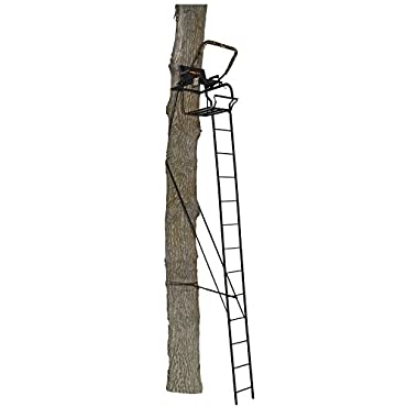 MUDDY The Odyssey 20' Single Man Ladderstand With Safety Harness, MLS1750