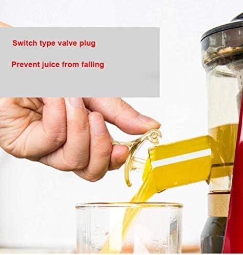 Accueil automatique de grande capacité Fruits et légumes jus polyvalent portable petit squeeze 40dB faible bruit de machine jus SKYJIE