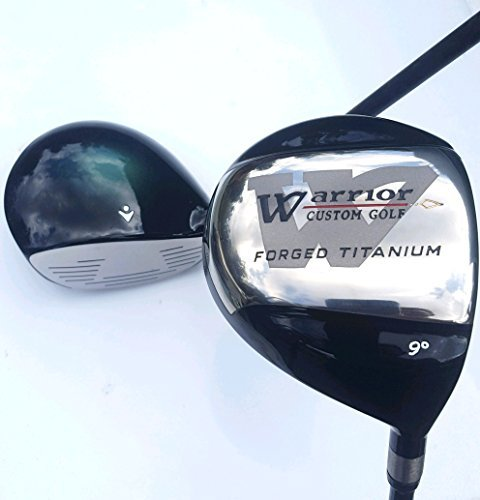 Forged Titanium Driver - Warrior Forged Titanium Driver
